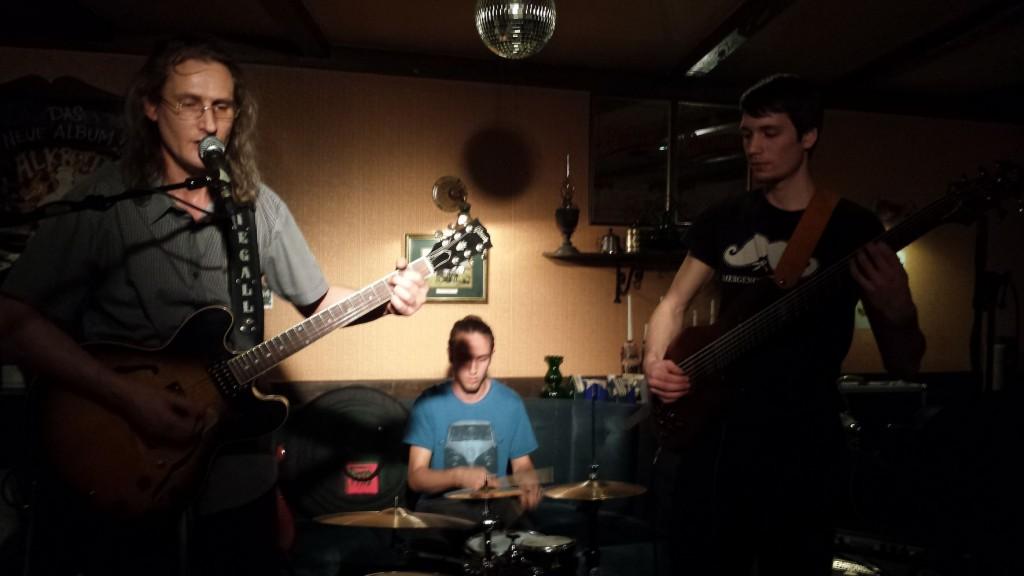 Siegall Band Black Horse Wels( für Zeitung)