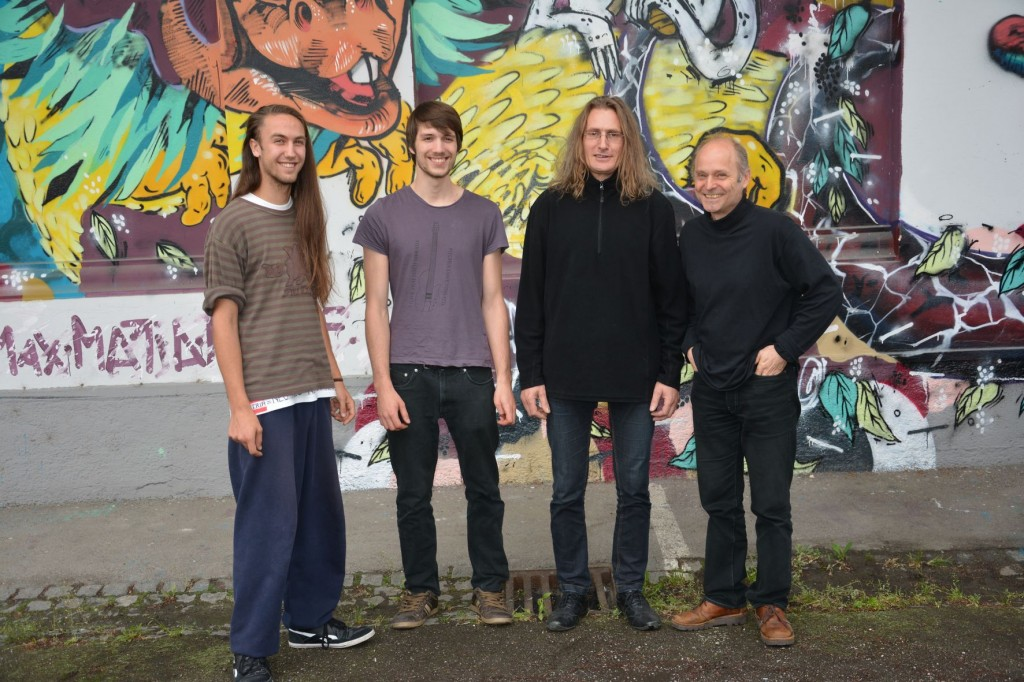 Siegall Band Schlachthof Wels (für Zeitung)